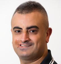 George Moushi